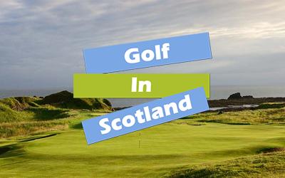 Golf In Scotland Matchplay