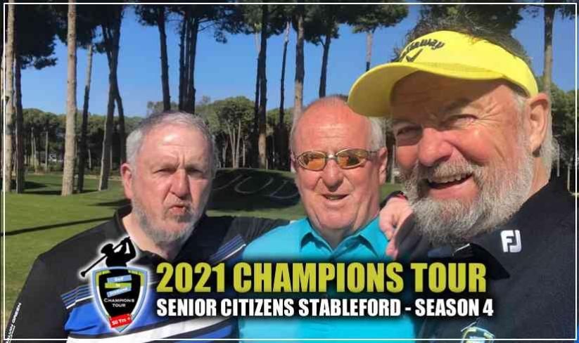 Champions Tour 2021